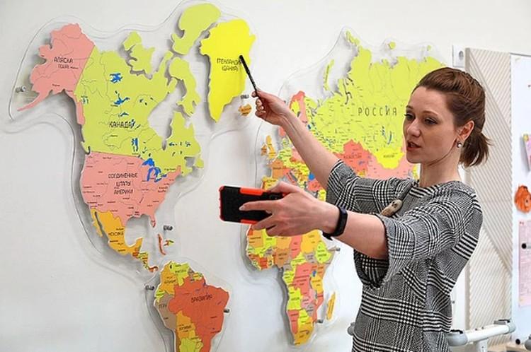 Возможно, школьники Саратовской области будут получать знания дистанционно