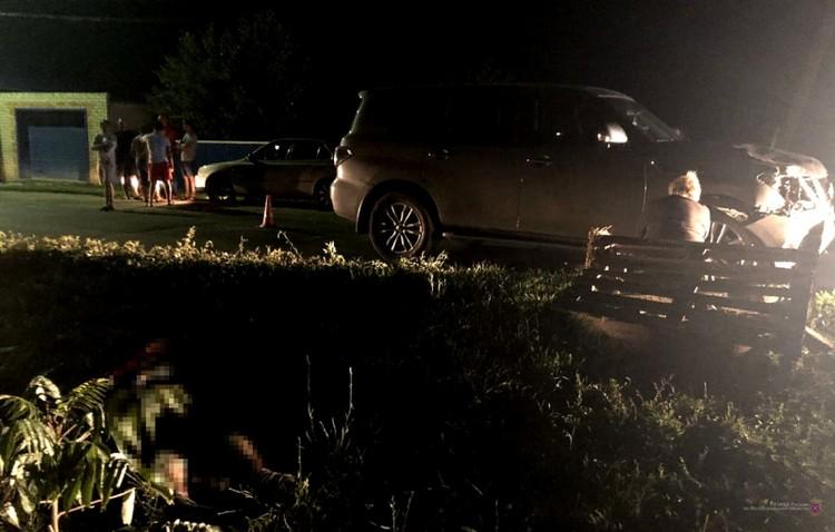 ДТП произошло в Новоаннинске в час ночи.