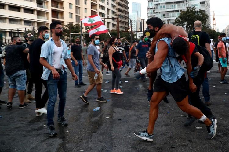 Движущей силой протестного движения является молодежь