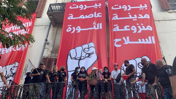Вместо разбора завалов после взрыва люди вышли протестовать