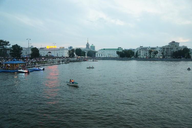 Массовых гуляний в этот раз в Екатеринбурге не будет