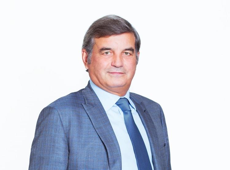 Президент Группы «Эталон» Геннадий Щербина.