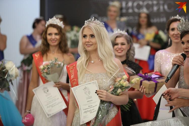 Миссис Ставропольского края - Маргарита Фомина