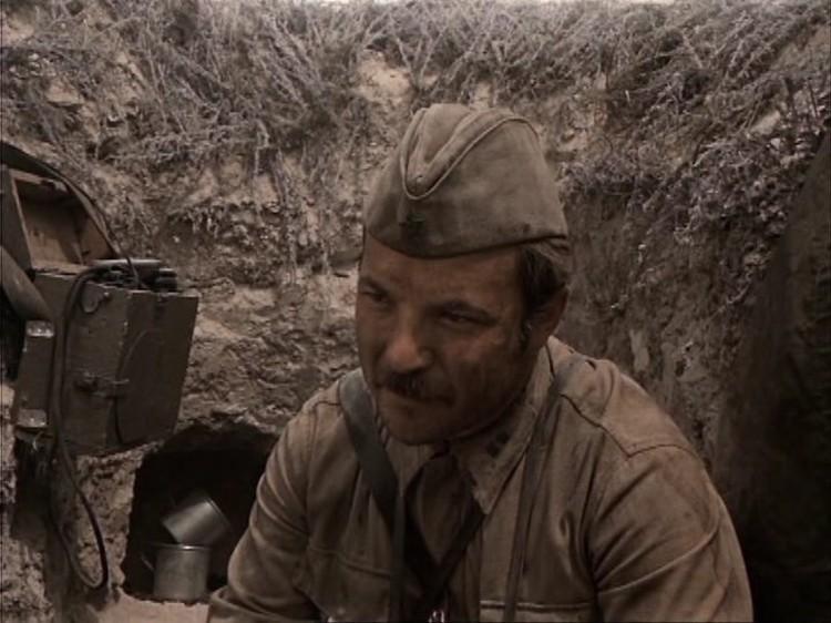 """Кадр из фильма """"Они сражались за Родину"""""""