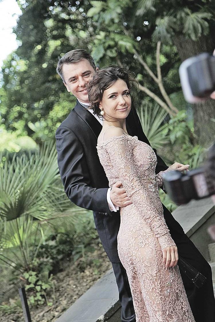 Екатерину Климову и Игоря Петренко называли одной из самых красивых пар российского кино.