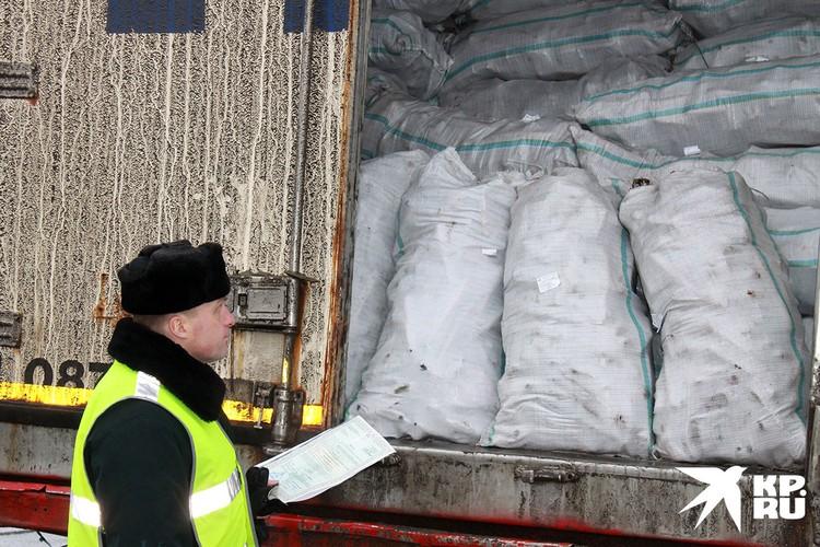 Нередко под видом белорусских товаров дельцы заводят санкционку.