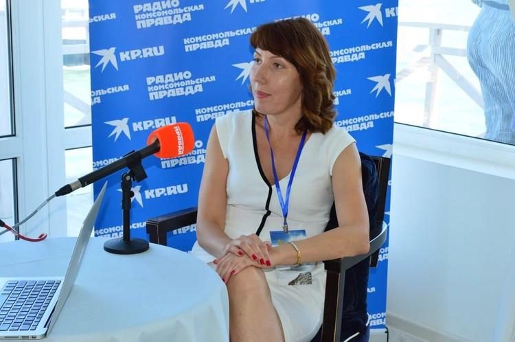 СРО «Опора России», комитет по туризму – Юлия Бедаш