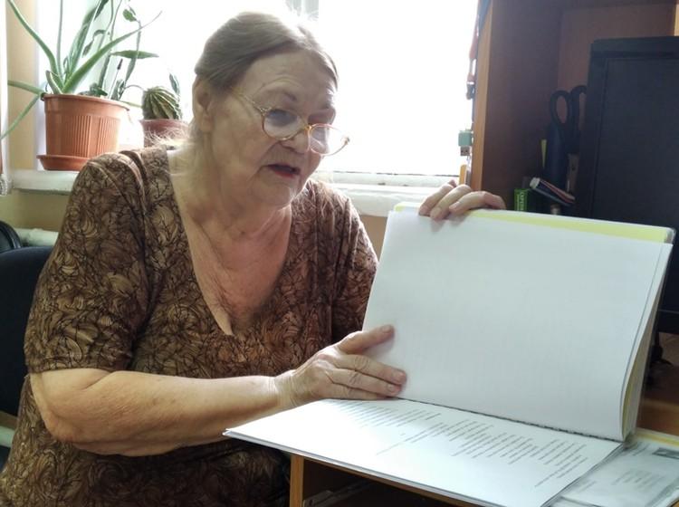 Дочь Георгия Воробьева собрала целых архив воспоминаний о своем отце