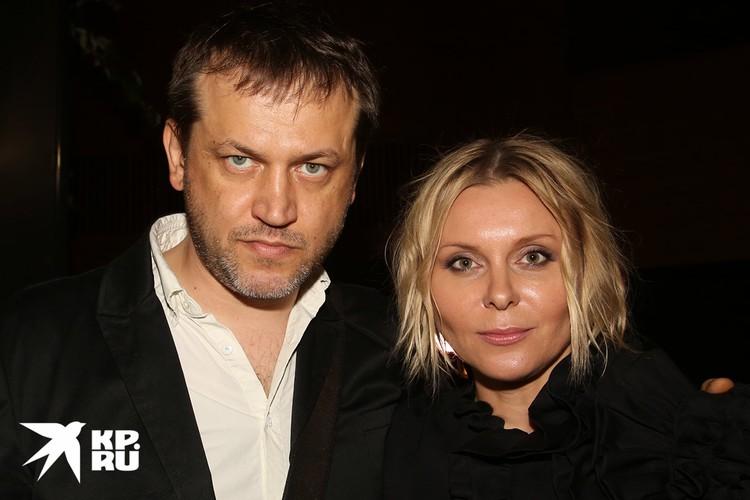 Василий Сигарев и Яна Троянова.