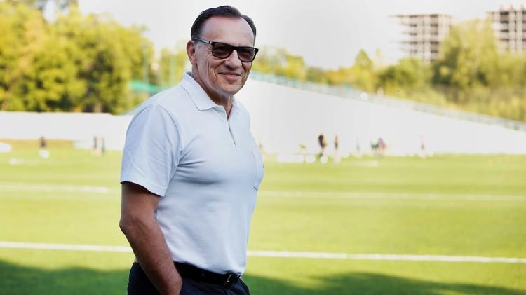 Евгений Калакуцкий занял пост гендиректора «КС» совсем недавно – 24 августа.