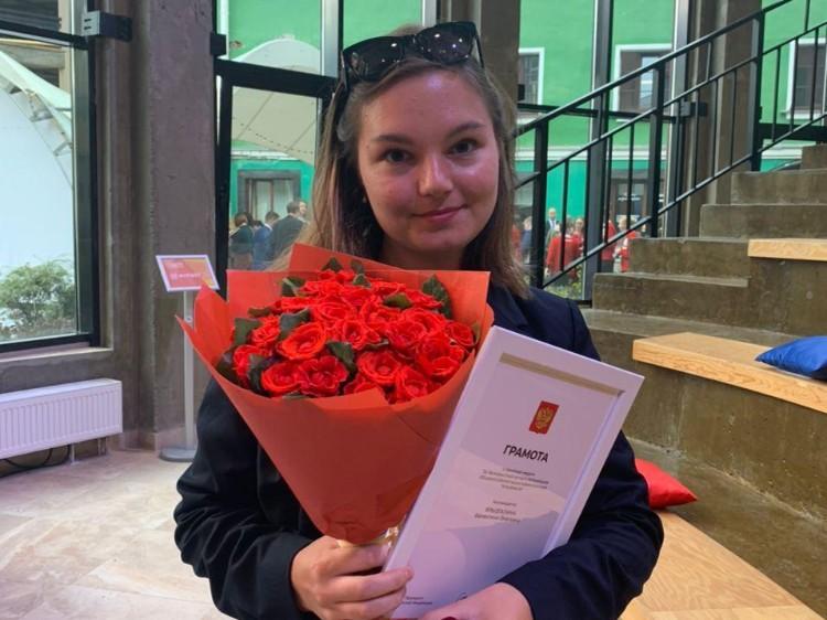 Валентина Брызгалина сегодня тоже в числе награжденных. Фото: Ангелина Шарыпова