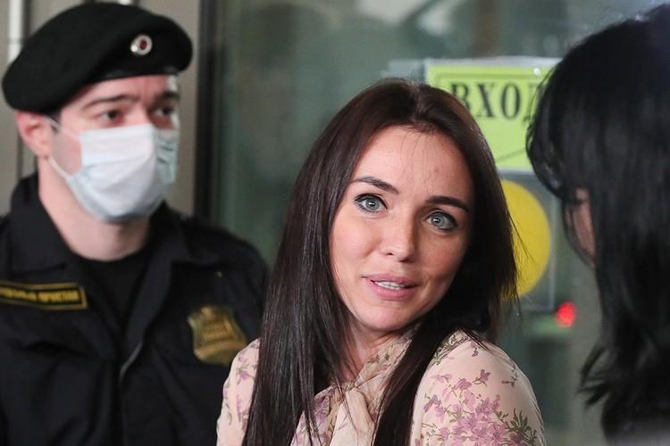 Юлия Нитченко. Фото: Владимир Гердо/ТАСС