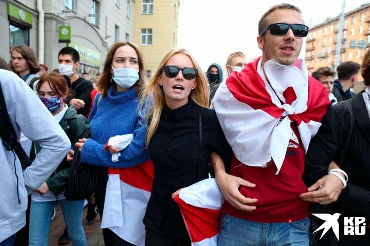 С восьми утра в вузах Минска должны были начаться сборы подписей под петицией.