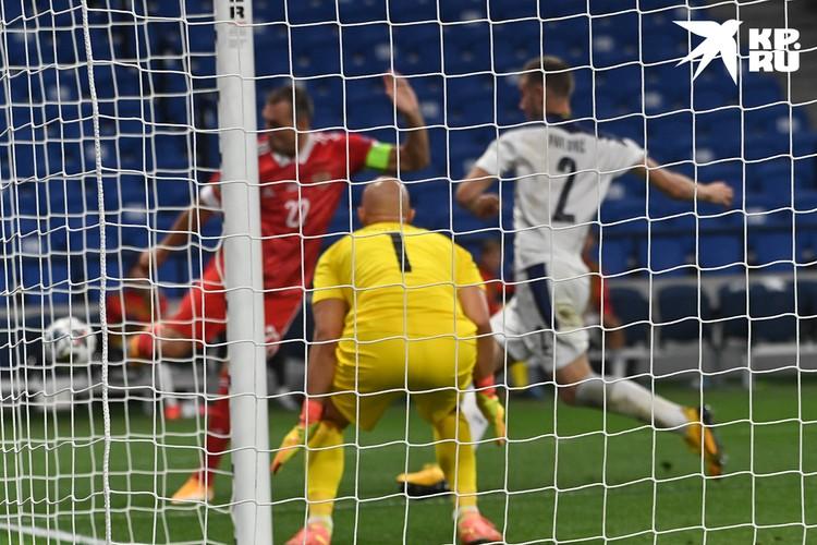 Россия победила Сербию в Лиге Наций - 3:1