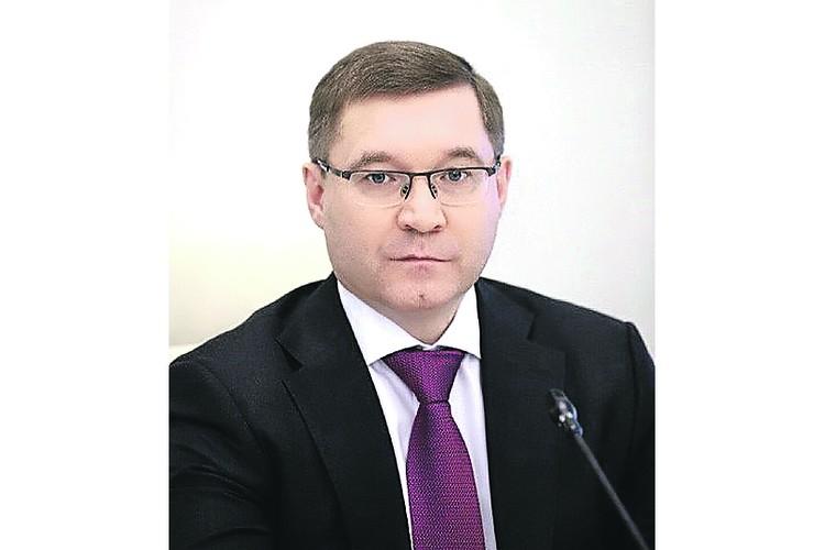 Владимир Якушев, министр строительства и ЖКХ РФ