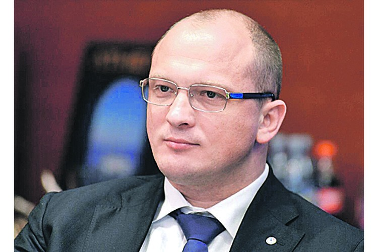 Дмитрий Волков, заместитель министра строительства и ЖКХ РФ