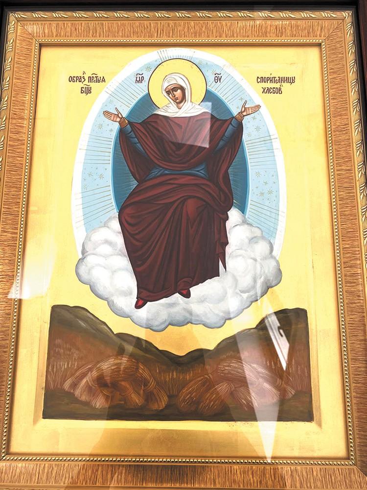 Икона в Творогово