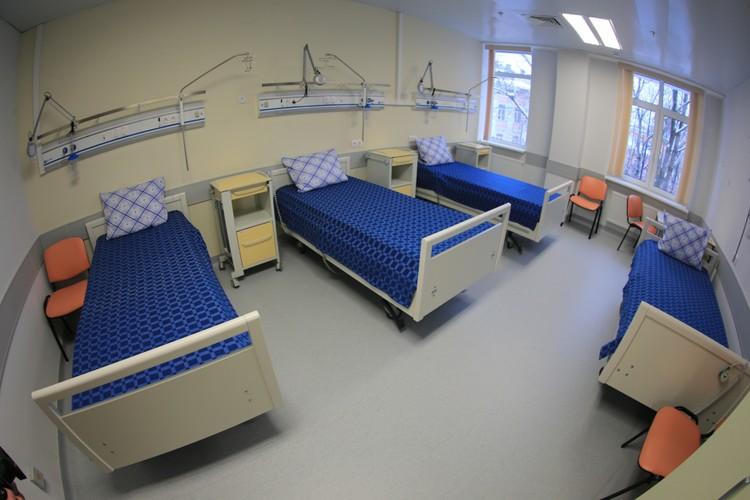 Клиники академии работают в системе ОМС и ДМС. Фото предоставлено пресс-службой Военно-Медицинской Академии.