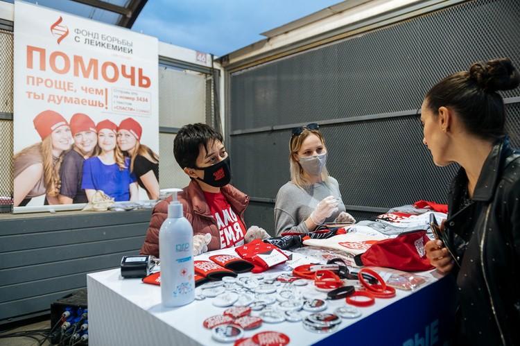 Волонтеры с удовольствием отвечали на вопросы гостей Фото: предоставлено организаторами