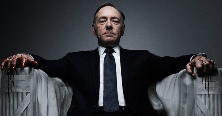 Постер к сериалу House of Cards