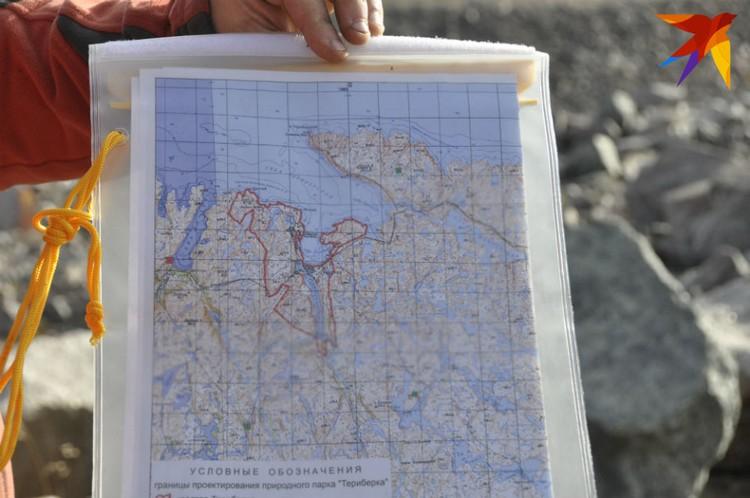 Мнение жителей Териберки имеет важную роль в создании природного парка.