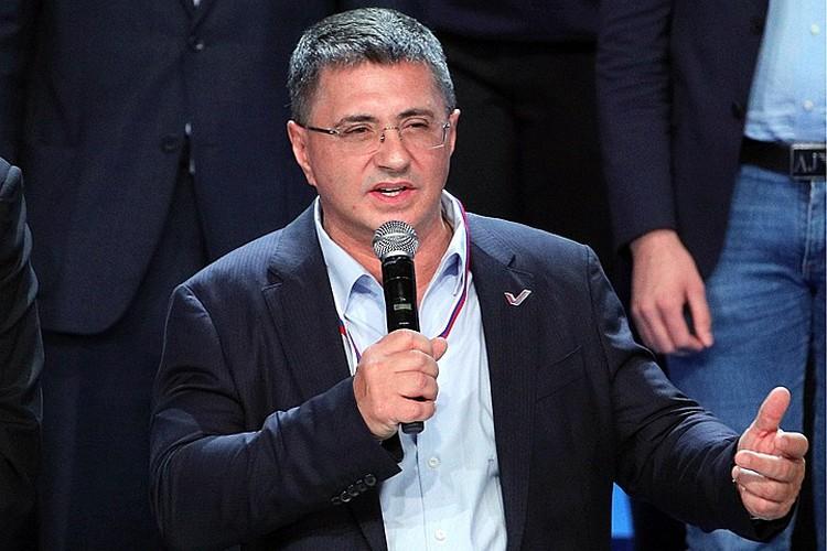 Александр Мясников. Фото: Сергей Бобылев/ТАСС
