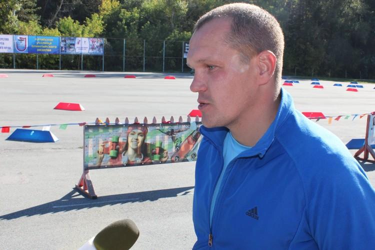 Иван Лыжин