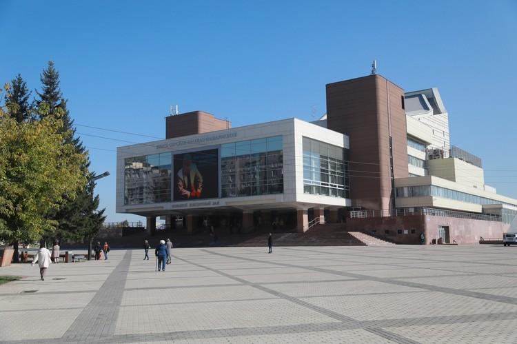 Когда Арэг Демирханов спроектировал это здание