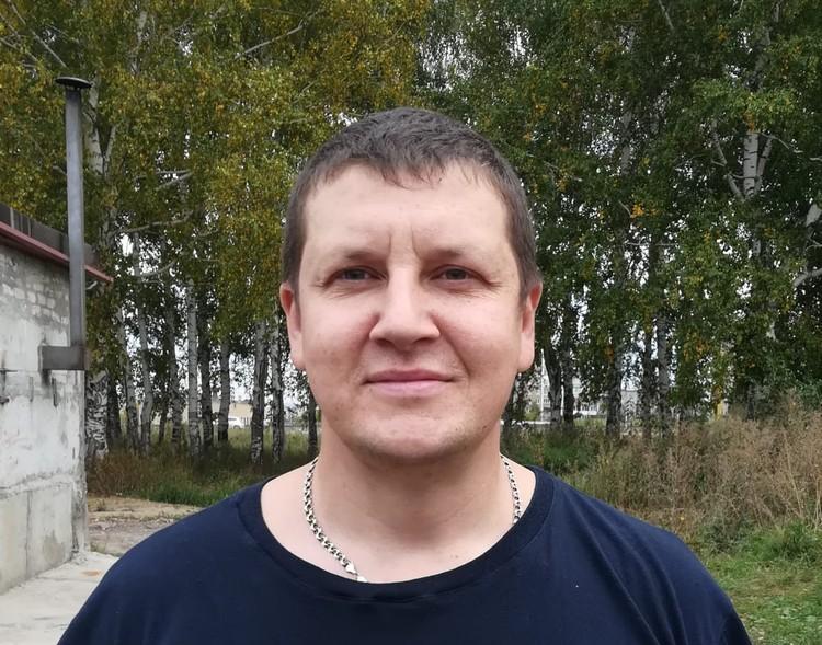 Денис Захарченко узнал, какая бригада едет, и позвонил помощнику машиниста
