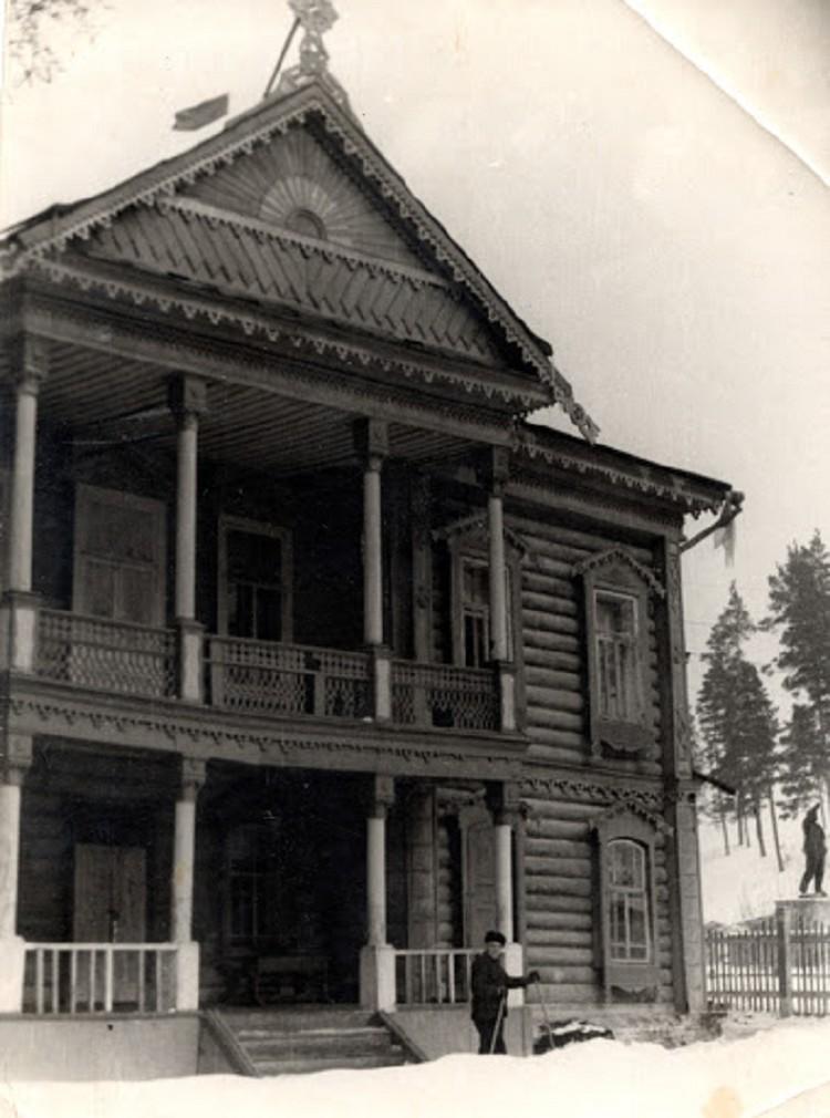 фото из архива СОШ N 35.