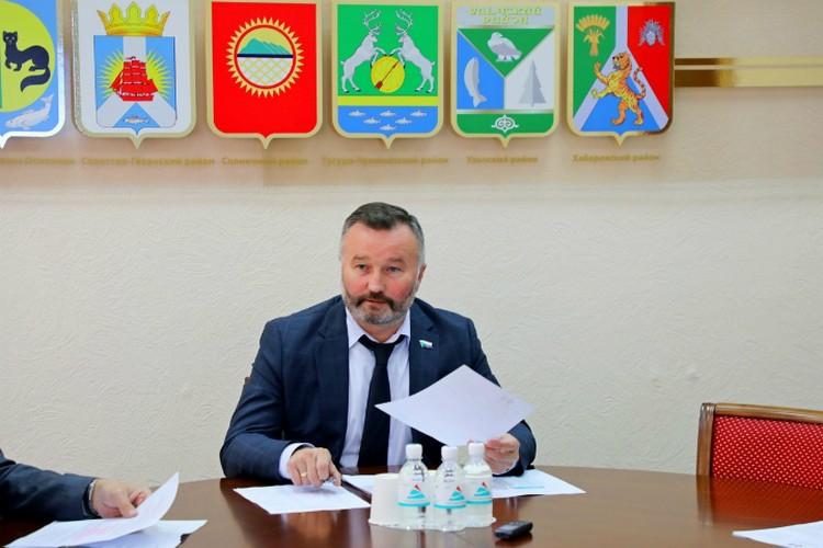 В Законодательной Думе Хабаровского края прошло совещание