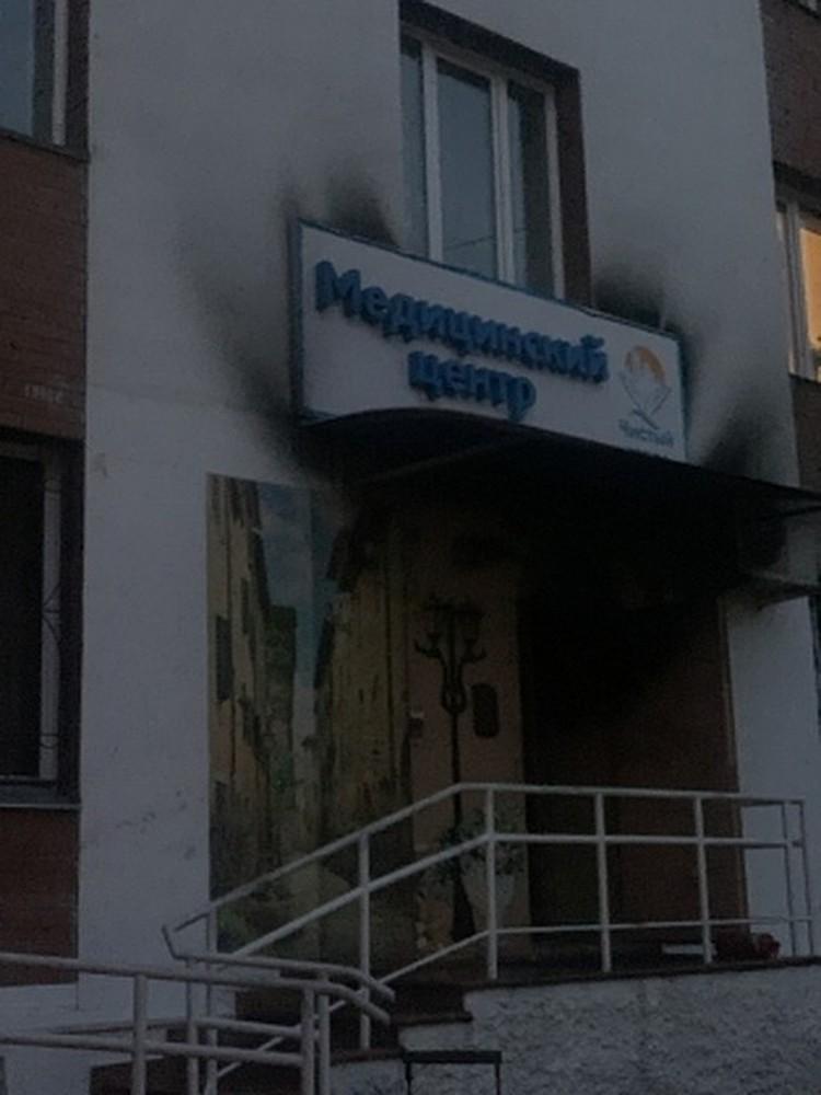 Причины возгорания выясняют следователи Фото: ГСУ СК РФ по краю и РХ