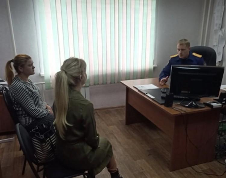 Директор клиники призналась, что лицензии на стационарное лечение не было Фото: ГСУ СК по Красноярскому краю и РХ