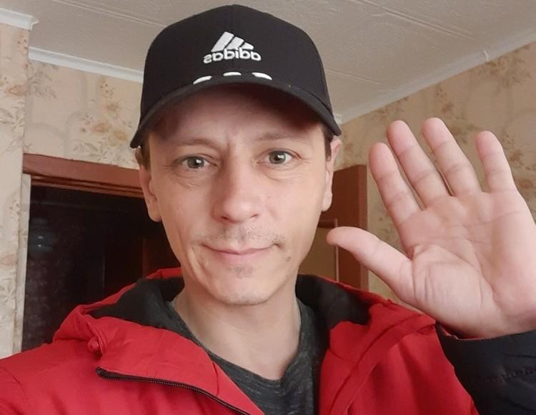 В этой одежде Виталий Молчанов в последний раз вышел из дома. В ней его и задержали.