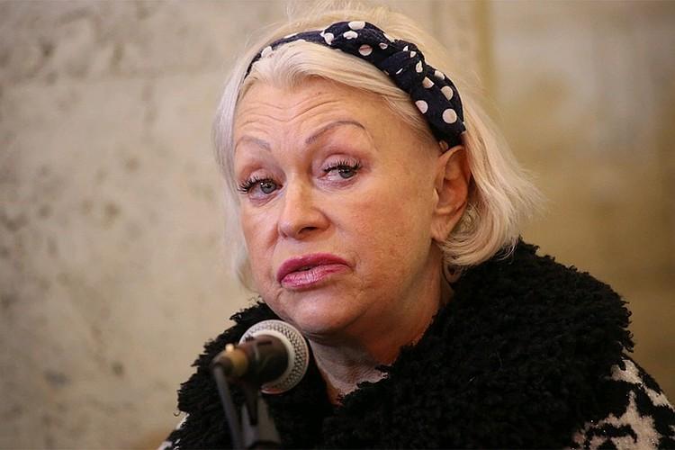 Актриса Людмила Поргина уверена: Сергей просто пытается привлечь к себе внимание и заработать денег.