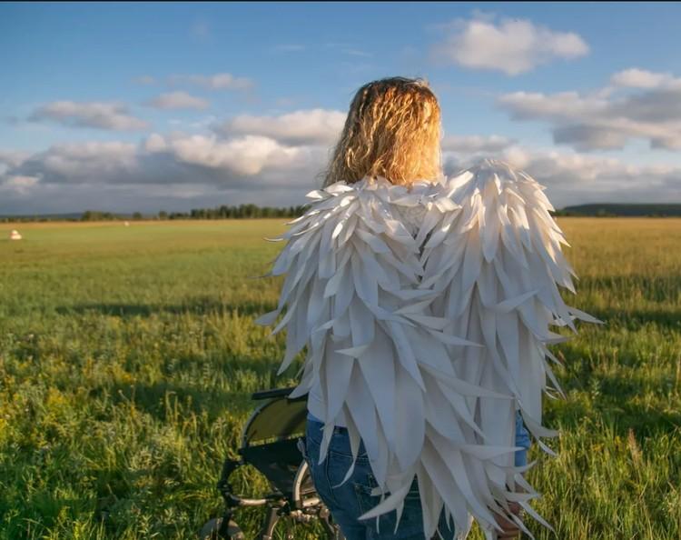 Полет помог Татьяне заново увидеть все краски жизни Фото: предоставлено Фондом «Подари любовь миру».