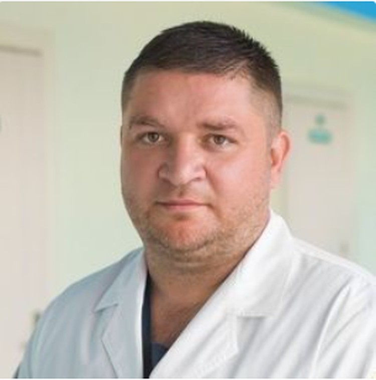 Андрей Кузнецов работает в сфере медицины уже 19 лет. Фото: пресс-служба ЧОКДБ