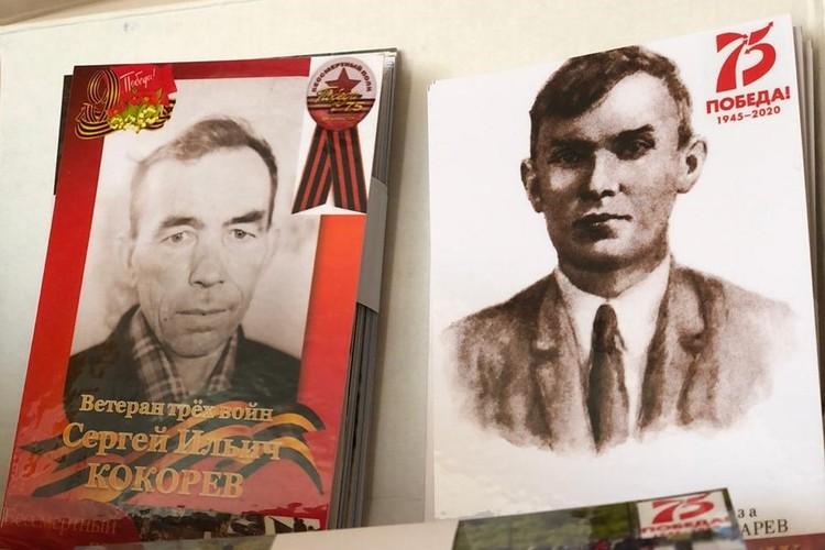 Коллекционер делает календарики по своему проекту Фото: Никита Ильин