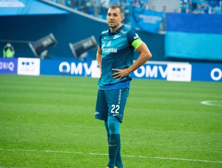 ...и Артем Дзюба. Фото: пресс-служба футбольного клуба
