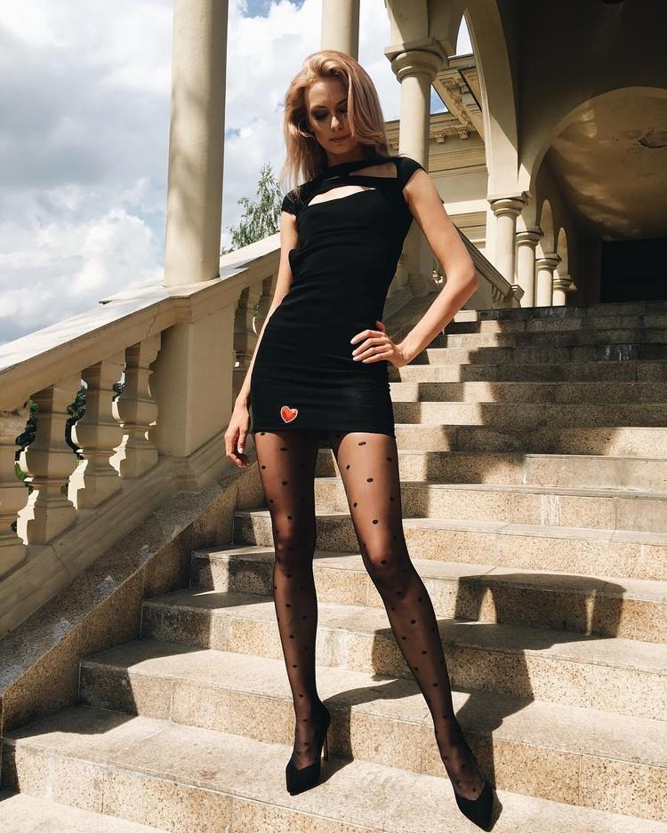 Успешная модель 10 лет была лицом известного белорусского бренда Conte. Фото: личный архив.