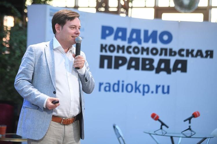 Кирилл Косолапов
