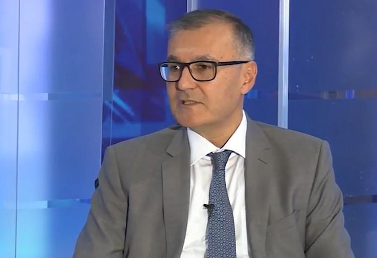 Заведующий сектором администрации президента Азербайджана Фуад Ахундов.