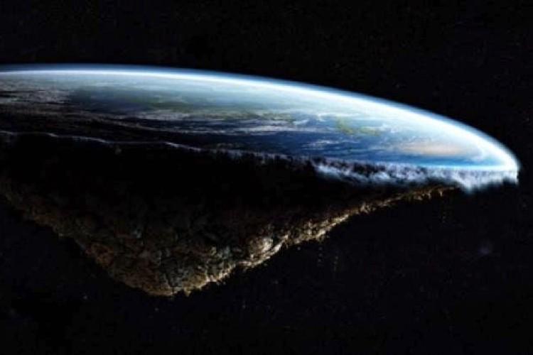Земля могла остаться плоской. Но не осталась.