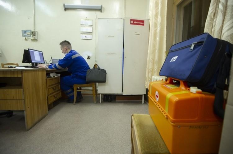 Кабинеты и выездные бригады неотложной помощи есть при 17 больницах и поликлиниках города.
