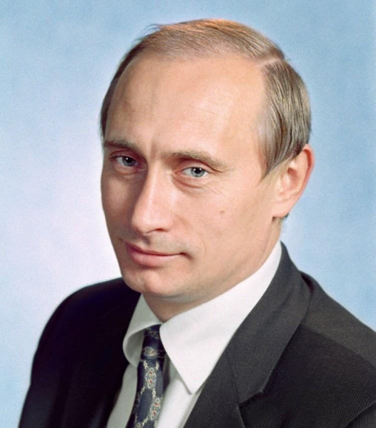 1998 год. Владимир Путин - директор Федеральной службы безопасности. Фото Игоря Зотина и Бориса Кавашкина /ИТАР-ТАСС/