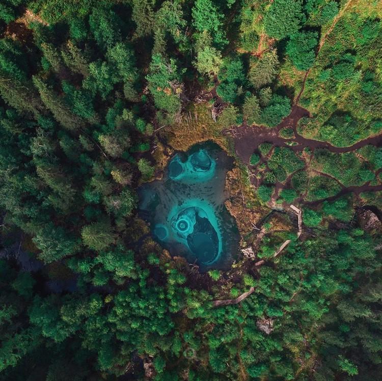 «Озеро на Алтае», Руслан Олинчук, Барнаул