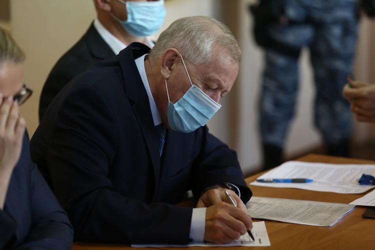 Тефтелев дал показания против бывших и действующих чиновников
