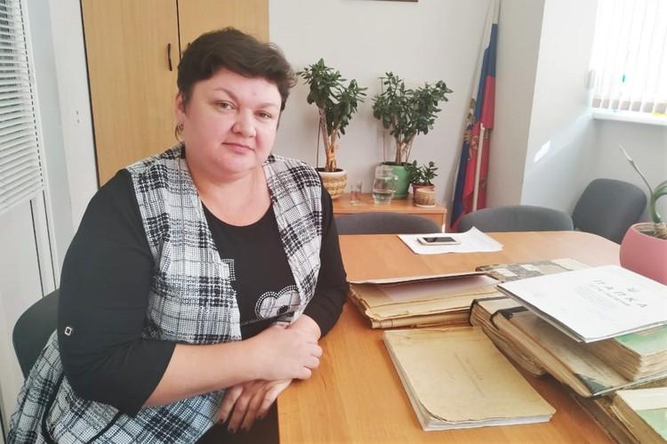 Ведущий архивист Наталья Костенко помогла восстановить немало семейных историй