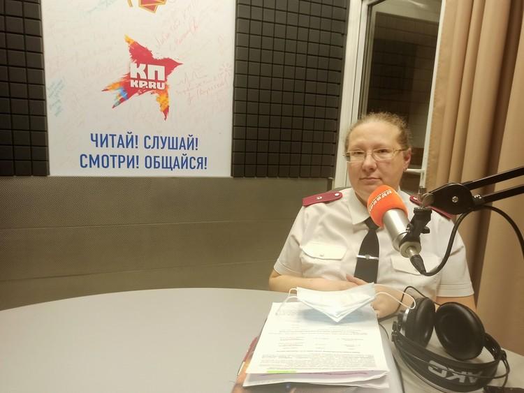 Светлана Архипова дала полезные советы