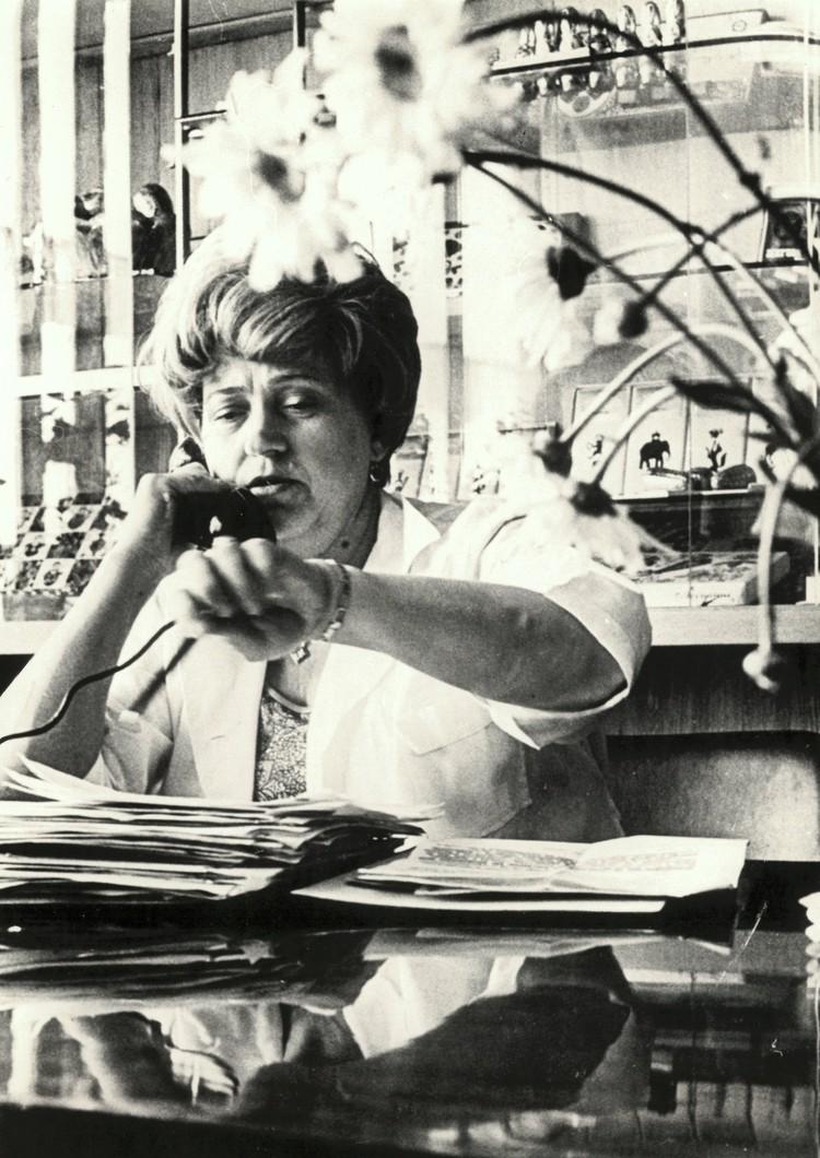Елену Шпакову знали как грамотного и компетентного руководителя